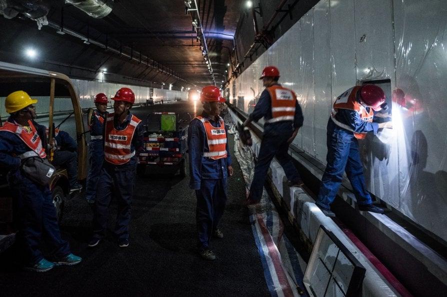 Sul fiume delle Perle il mega-ponte di Xi, ultima meraviglia del boom cinese
