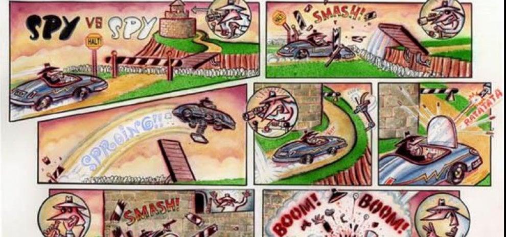 "Peter Kuper a Lucca Comics: ""Sono ottimista, per non darla vinta a Trump"""