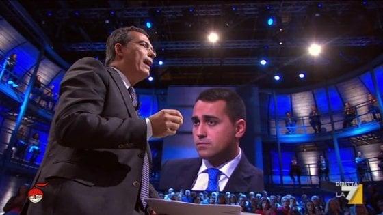 """Di Maio sfida Renzi a colpi di tweet. L'ex premier: """"Ok a confronto in tv il 7"""""""