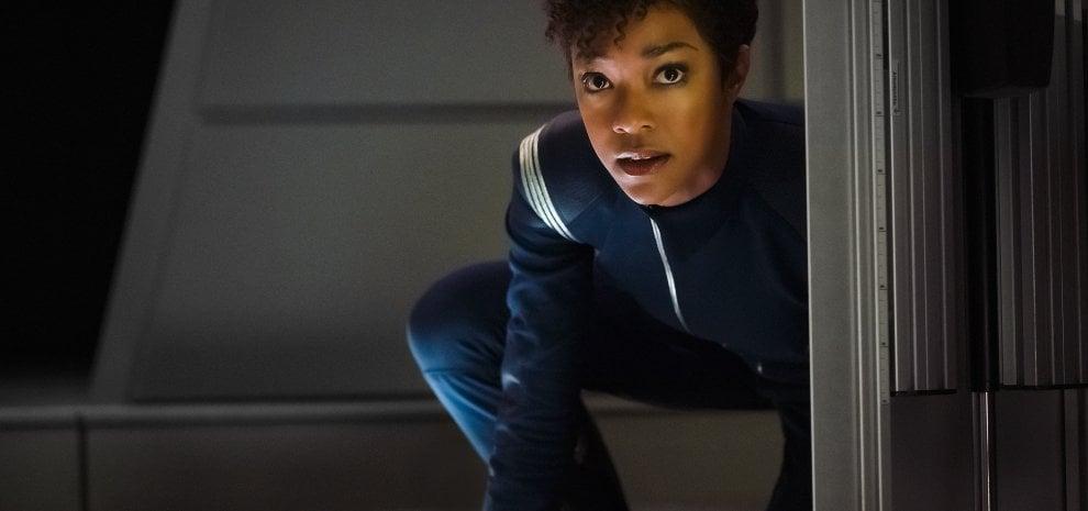 """Comandante Sonequa Martin-Green: """"'Star Trek' è la speranza di un futuro che dobbiamo conquistare"""""""