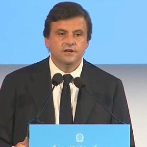 Il ministro Calenda (Sviluppo)