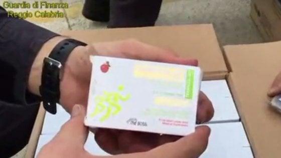 """Gioia Tauro, sequestrata droga dell'Isis. Dda: """"Ci sono rapporti  fra 'ndrangheta e Stato Islamico"""""""