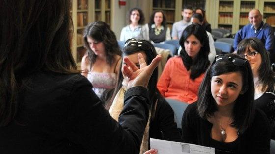 Università, in dieci anni le tasse agli studenti aumentate di 500 euro