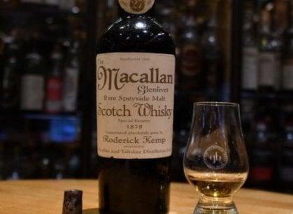 Oltre il salasso la beffa: il sorso di whisky più caro della storia era un falso