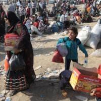 Siria, 175mila bambini hanno rischiato la vita per scappare da Deir Ez-Zour