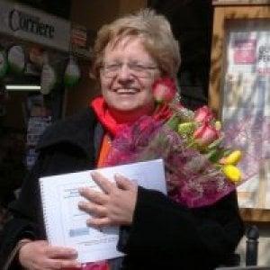 Carla Nespolo alla guida dell'Anpi: è il primo presidente non partigiano e donna
