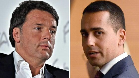 """Confronto tv con Di Maio, Renzi accetta La7. Vespa: """"Scelta scontata"""". Mentana: """"Scelta migliore"""""""