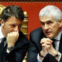 Banche, incontro a porte chiuse tra Renzi e Casini a Firenze