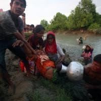 Rohingya, il reportage sui profughi di Hannah McKay e Adnan Abidi