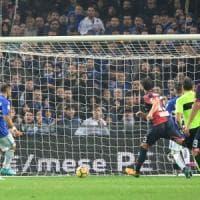 Genoa-Sampdoria 0-2: Ramirez-Quagliarella, il derby è blucerchiato