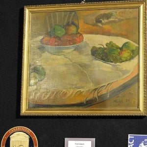 Così la holding neofascista ha provato a piazzare anche un quadro di Gauguin
