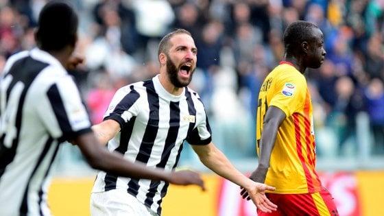 Allegri: Più equilibrio su Dybala, domani gioca e segna