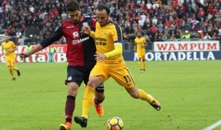 Le pagelle di Cagliari-Verona: Joao Pedro arma in più, Pazzini isolato