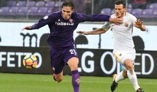 Le pagelle di Fiorentina-Roma: Benassi dura un tempo, Florenzi è stanco