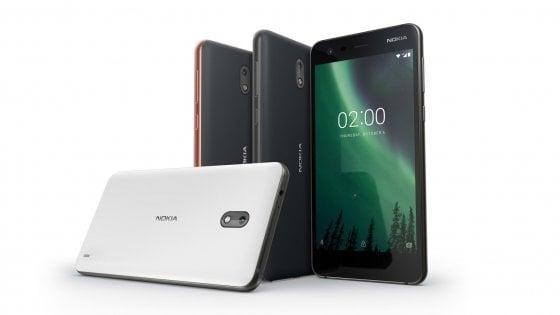 Arriva Nokia 2: smartphone a buon prezzo con batteria di lunga durata
