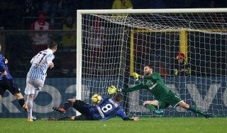 Atalanta-Spal 1-1: nerazzurri a due facce e brivido finale