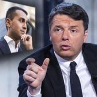 Di Maio cancella il confronto tv con Renzi: