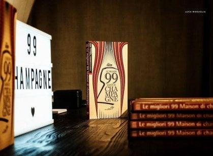 La carica dei 99 Champagne (che poi in realtà sono 400)
