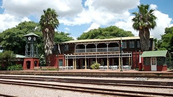 Sudafrica. Scoprirlo con la lentezza del treno