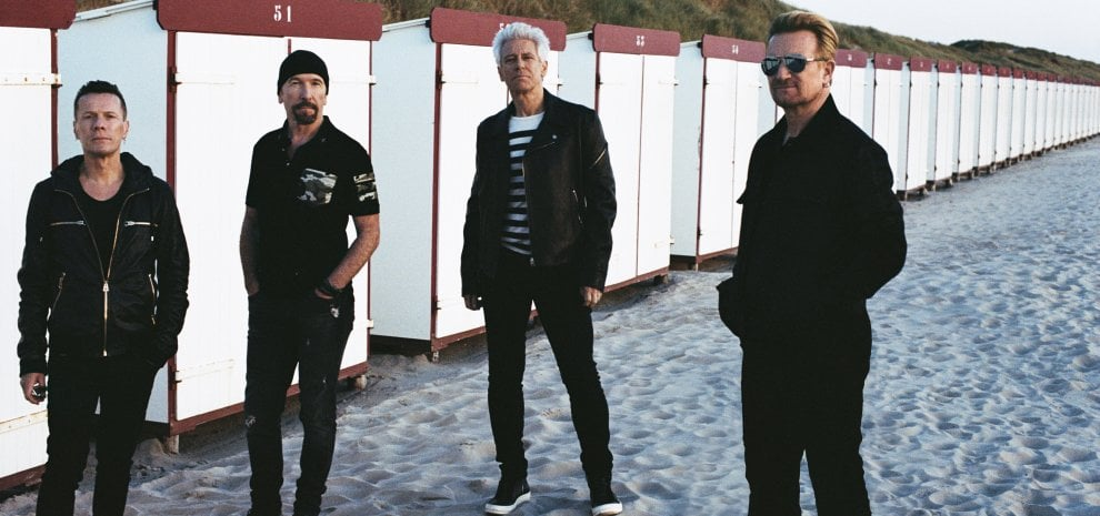 U2 proclamati Global Icon da Mtv: live a Trafalgar Square