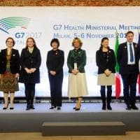 Chiude il G7 Salute: