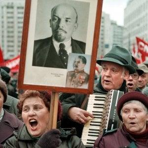 Russia, comunisti italiani a Mosca per i cento anni della Rivoluzione