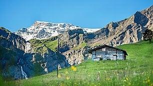 Il Ticino da una capanna