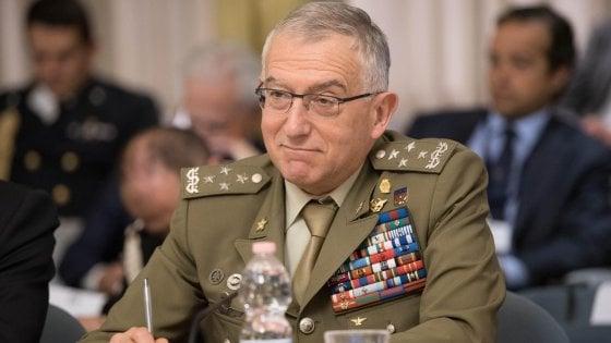Generale Graziano nominato presidente Comitato militare Ue