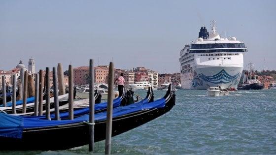 Venezia: Arrigo Cipriani, grandi navi fuori da bacino S.Marco decisione giusta