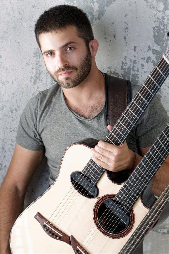 """Luca Stricagnoli, il virtuoso italiano che ha conquistato il mondo: """"Tutto merito del web"""""""