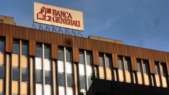 Banca Generali, utile netto in aumento rispetto all'esercizio precedente