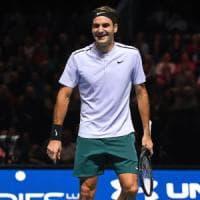 Tennis, Atp Finals: il sorteggio sorride a Nadal, Zverev e Sock per Federer