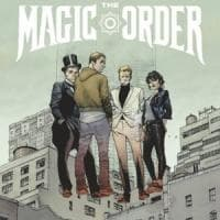 Netflix si dà ai fumetti: ecco The Magic Order di Mark Millar