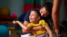 """""""Adotta un sì"""" con la Lega del filo d'oro per i bambini sordociechi"""