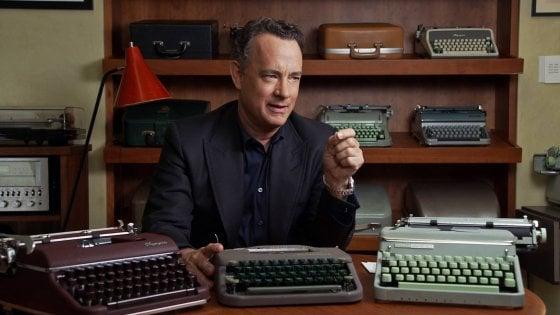 """Tom Hanks narratore  e suoi """"Tipi non comuni"""""""