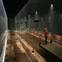 Londra, tra i grattacieli della City torna alla luce il Mitreo romano