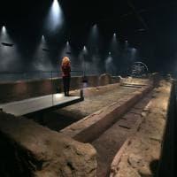 Ecco il mitreo romano tra le fondamenta di Londra
