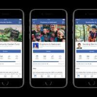 Facebook, nuovo tool per il fundraising: si potranno finanziare anche cause personali