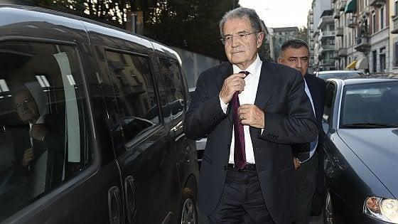 """Centrosinistra, Prodi si tira fuori dalla contesa: """"Una tragedia, Italia al baratro"""""""