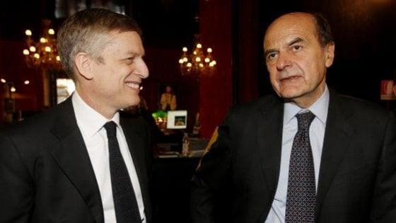 """Centrosinistra, Cuperlo a Prodi: """"Dacci una mano"""". Bersani: """"Uniti così non vinciamo"""""""