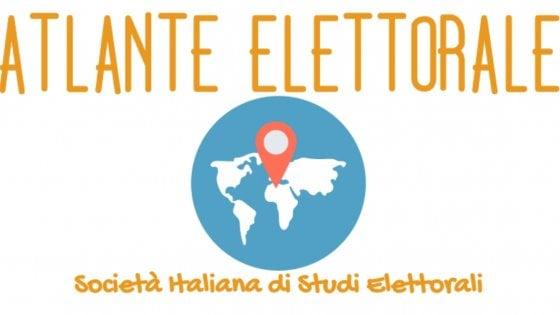 L'Atlante elettorale: la Sise e Repubblica insieme per le politiche 2018