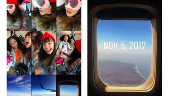 Instagram, nelle Storie foto e video più vecchi di 24 ore