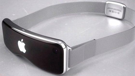 Apple lavora a un visore per la realtà aumentata