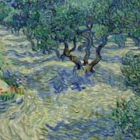 Per 128 anni una cavalletta è rimasta intrappolata in un dipinto di Van