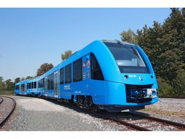 Alstom e il Coradia iLint, il primo treno a idrogeno sbarca in Germania