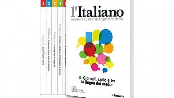 Su che frequenza viaggia il tuo italiano? La lingua dei media