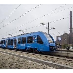 Addio diesel, in Germania i pendolari viaggeranno sui treni a idrogeno