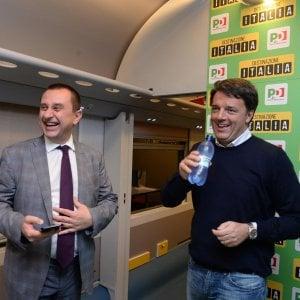 """Goffredo Bettini: """"Matteo si sente Macron? Fondi un partito suo e lasci libera la sinistra"""""""
