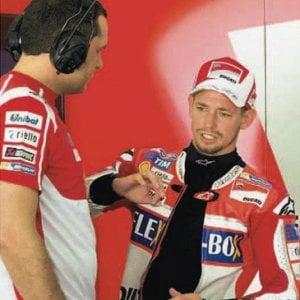 """Stoner indica la via: """"Valencia gara pazza. Dovizioso, credici"""""""