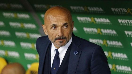 Inter, Spalletti carica l'ambiente: ''Senza tregua''